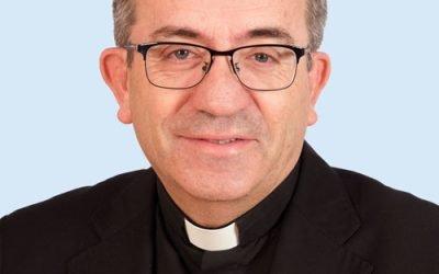 El Obispo Auxiliar de Valladolid, D. Luis J. Argüello, pregonero de la Semana Santa de Nava del Rey.